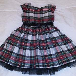 Carter's holiday dress 3t